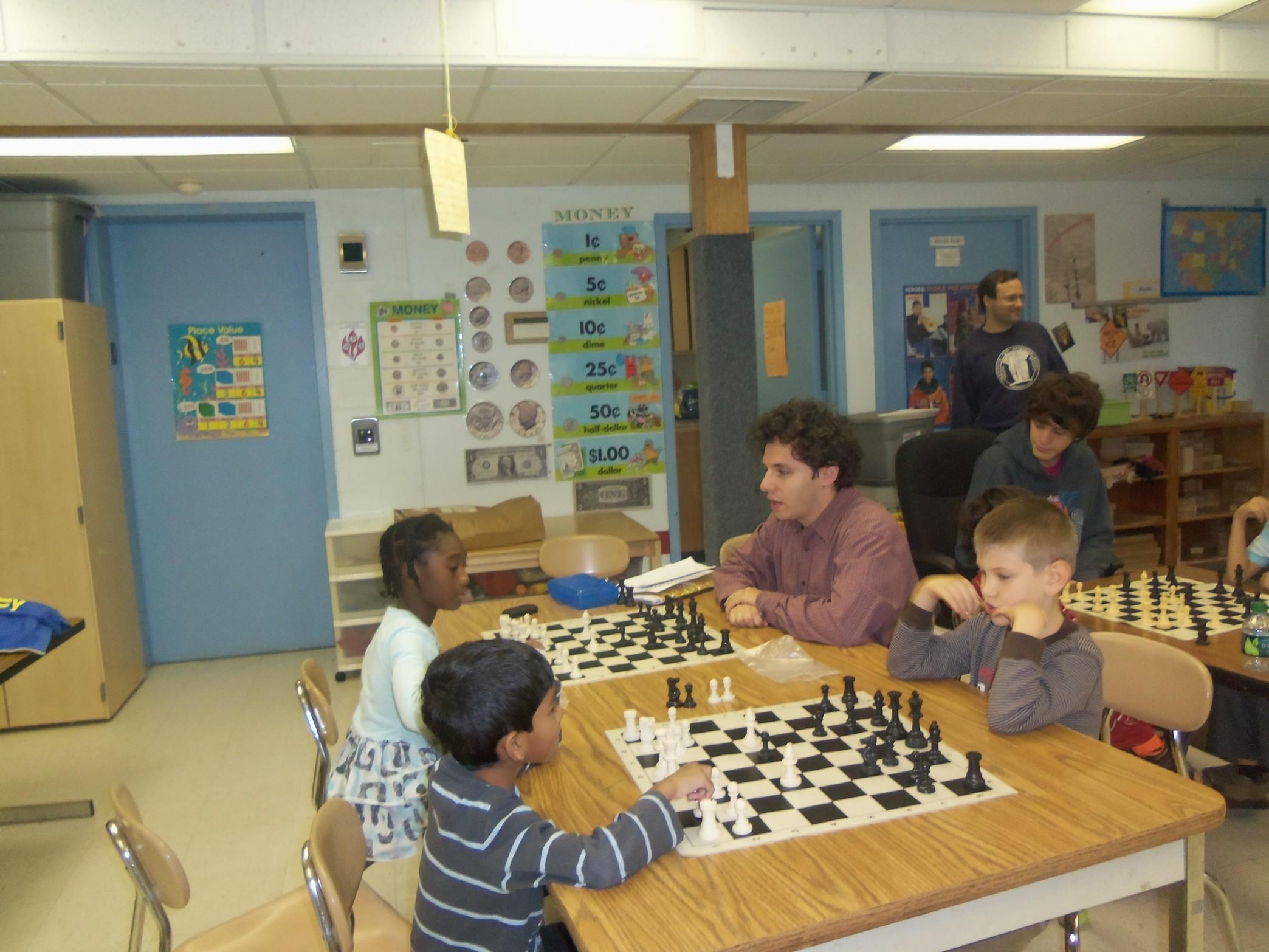 chess1 Class in Princeton SchoolPlus branch